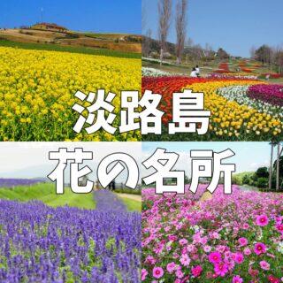 淡路島 花の名所