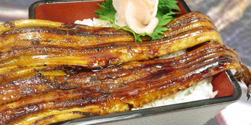 穴子丼 レストラン望海楼
