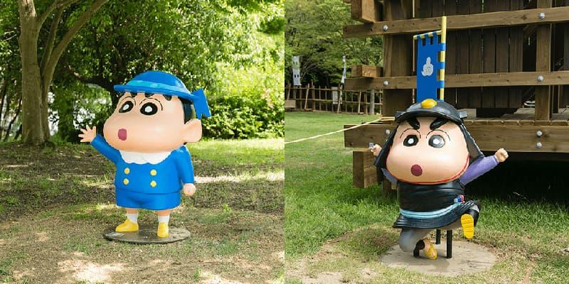 等身大キャラクター人形 クレヨンしんちゃん