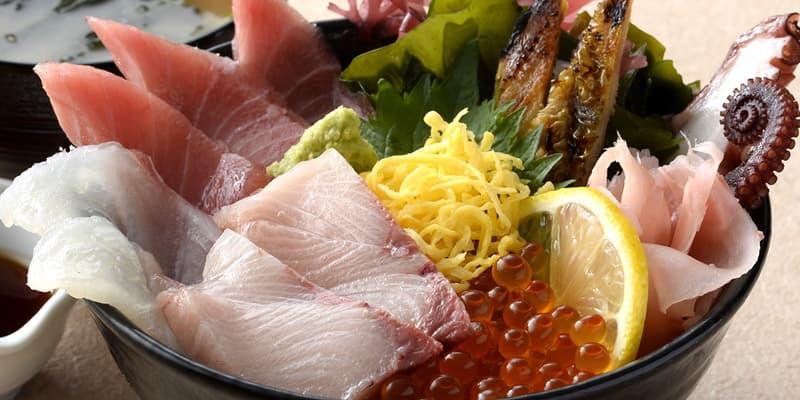 海鮮丼 海鮮料理えびす