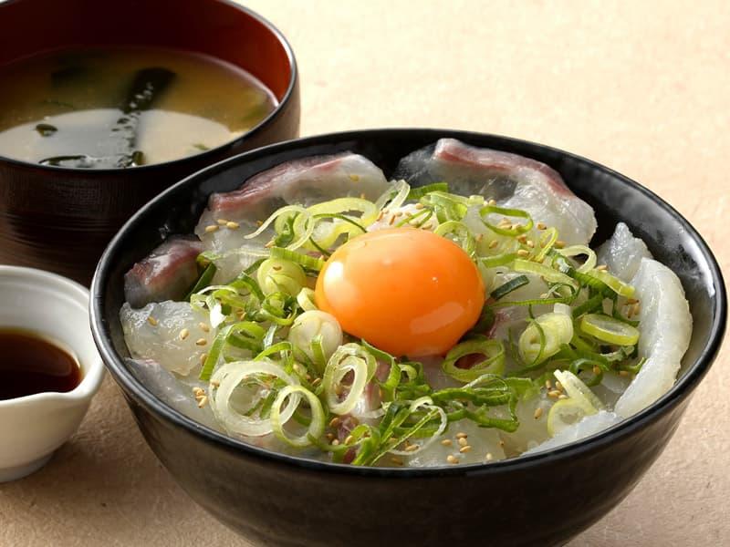 鯛卵かけご飯 海鮮料理えびす