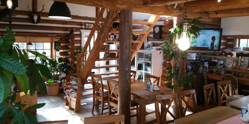 店内 カフェレストラン海